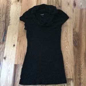 Cowl neck tunic from Express size small